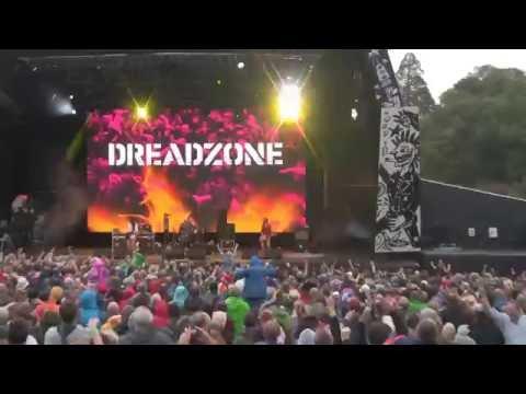 Dreadzone perform Captain Dread live at Beautiful Days festival 2016