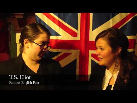 The Literary Hour- T.S. Eliot Interview