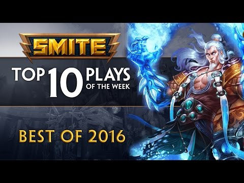 SMITE - Top 10 Plays of 2016