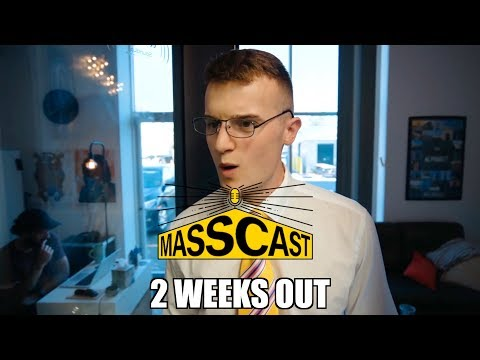 The MASSCast: 2 Weeks Out | Golden Deer Productions