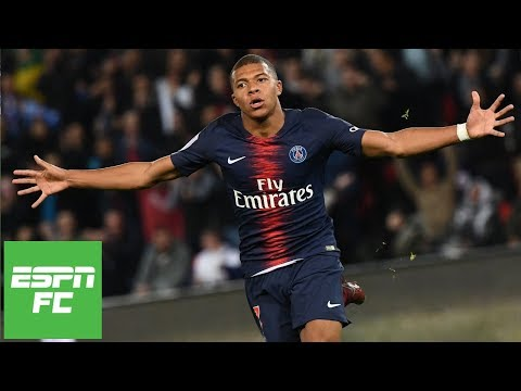 Kylian Mbappe fuels PSG with 4 goals, Neymar also scores in win vs. Lyon | Ligue 1 Highlights