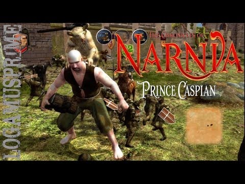 Chronicles Of Narnia: Prince Caspian (PS3) Guest Starring Nelo X Gundam