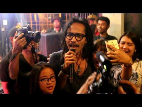 Ipang Lazuardi -  Tentang Cinta, Sekali Lagi, No Woman No Cry [LIVE in Kabanjahe Part 1 ]