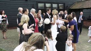Crondon Park Wedding Highlights