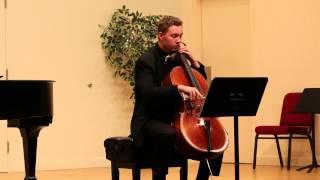 Five Pieces in Folk Style, Op. 102 - No. 5: Stark und Markiert