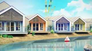 Butlins 21st Century Chalets 2015 TV ad