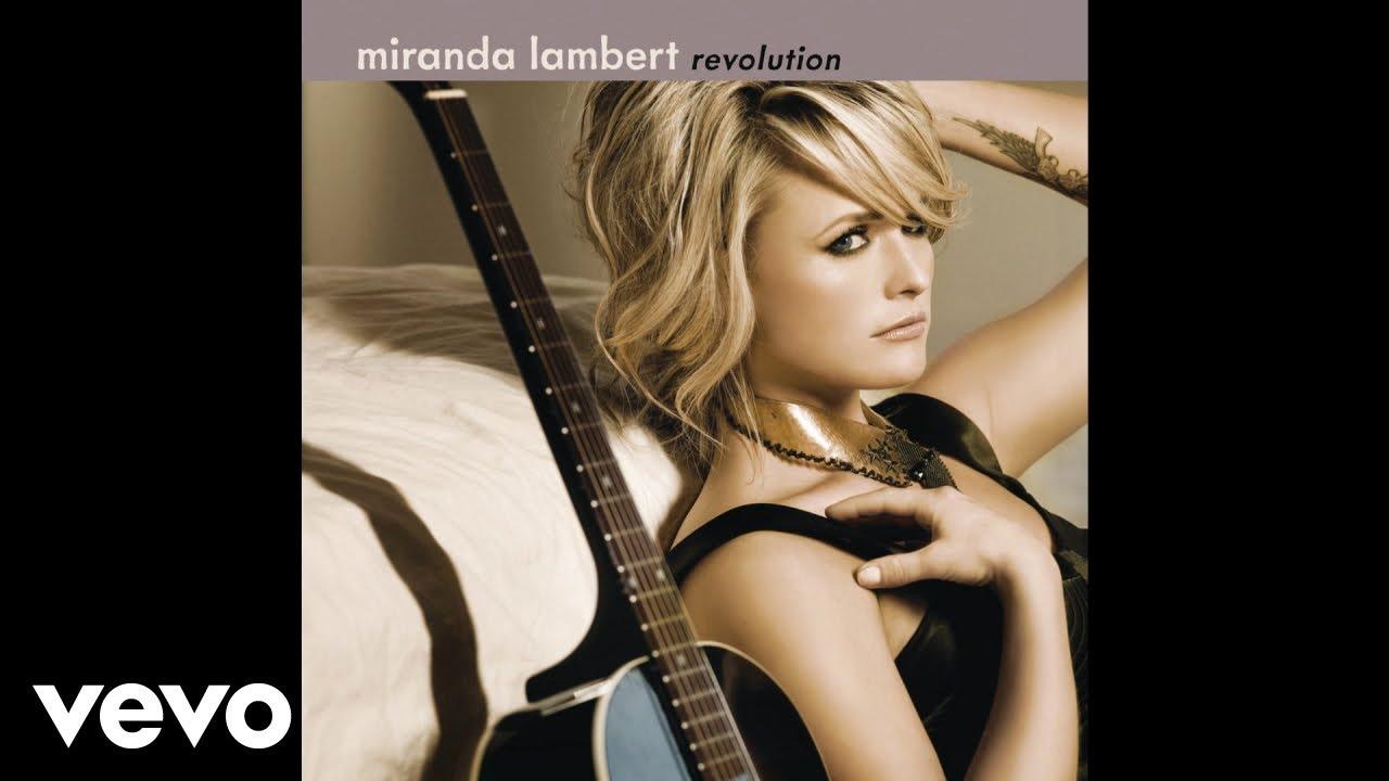Miranda Lambert - Makin' Plans (Official Audio)