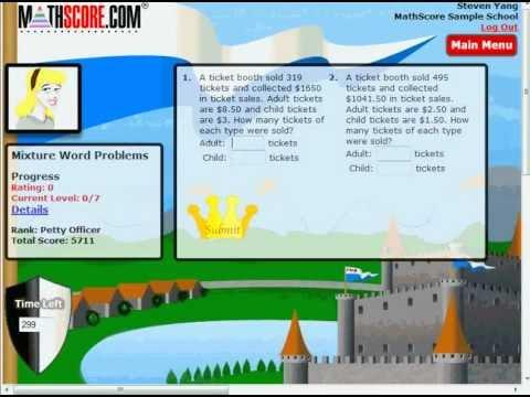 MathScore.com Introduction - YouTube