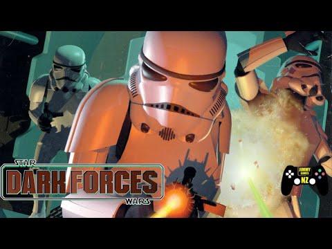 Star Wars: Dark Forces   Mission One   Death Star Plans  
