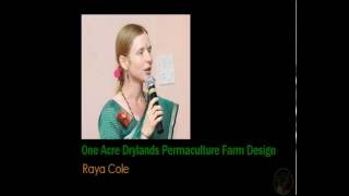 One Acre Permaculture Farm Design - Community: Raya Cole NPC India