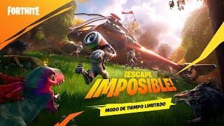 Tráiler del MTL Escape imposible de Fortnite