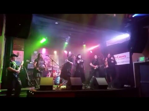 Siren's Rain at Jazzbones 3/30/16