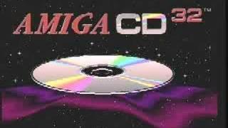 Commodore Amiga CD32 : Boot / Startup Screen