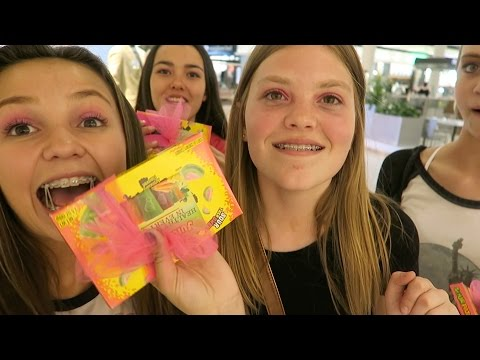 INTENSE MALL SCAVENGER HUNT!
