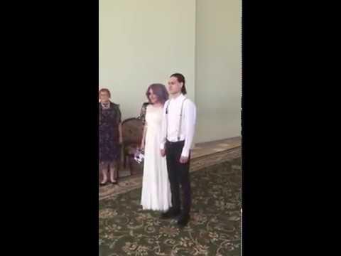 Обычная российская свадьба