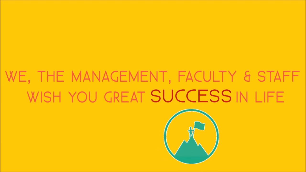 miet wishes you best of luck for all your future ventures