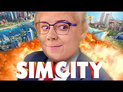 🔥🔥 EU EXPLODI TUDO! - Sim City