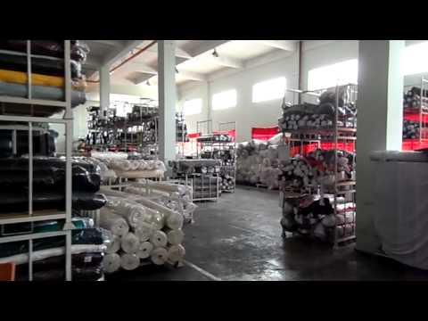 Winning Sportswear Factory - Fabric Warehouse