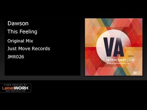 JMR026 - Dwson - This Feeling (Original Mix)