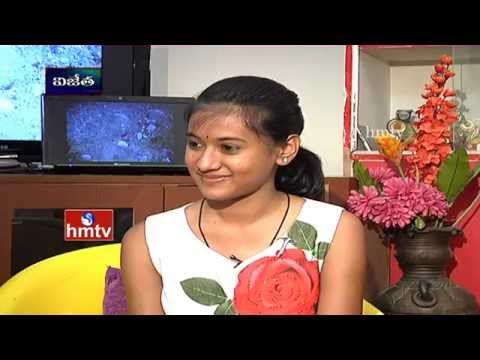 Chit Chat with Youngest Mountaineer Jahnavi : Record Climb of Kilimanjaro | HMTV Avani - Vijetha
