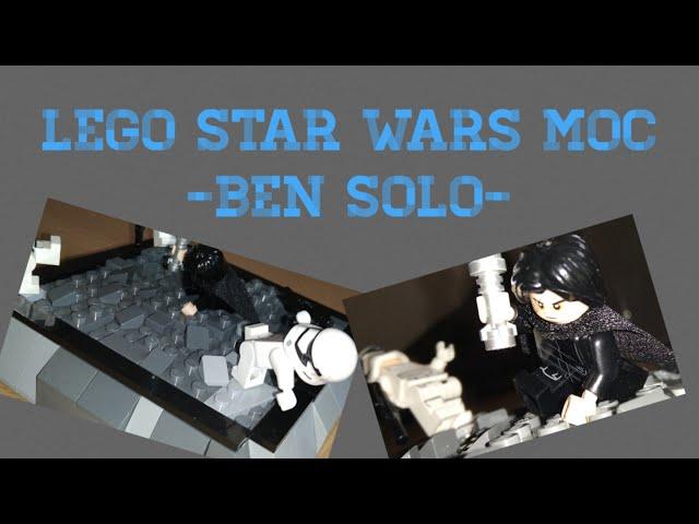 Lego Star Wars Moc -Ben Solo- [German]