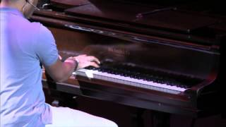 Does music have a color? Steffin Johnson at TEDxDayton