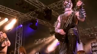Urgehal - Satanic Black Metal in Hell - Live Hellfest 2010