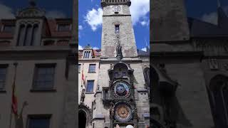 체코 프라하 천문 시계탑