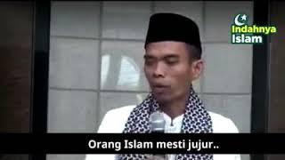 "Video Apa kata Ustad abdul somad ""Pilih muslim tp koruptor, atau kafir tp jujur download MP3, 3GP, MP4, WEBM, AVI, FLV Oktober 2018"
