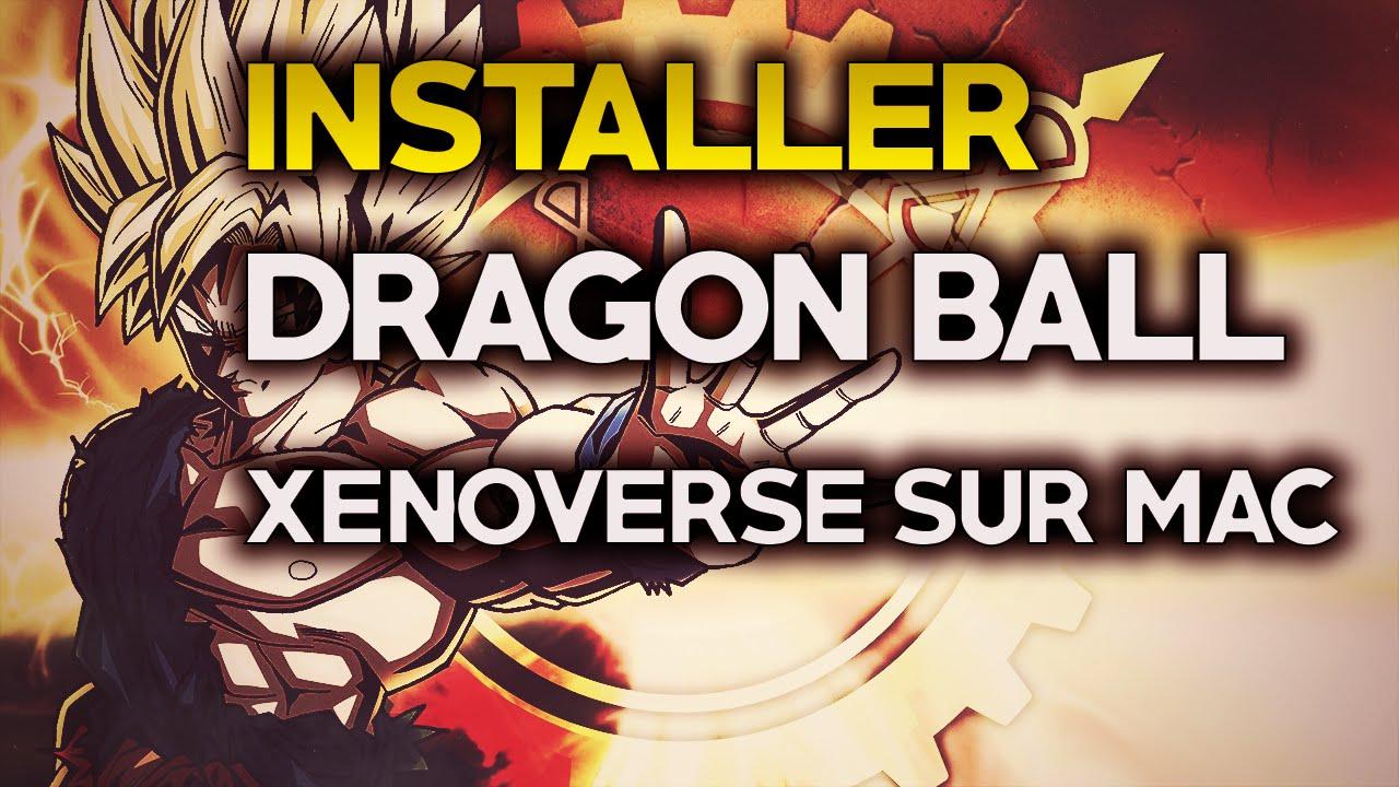 Dragon ball xenoverse mac