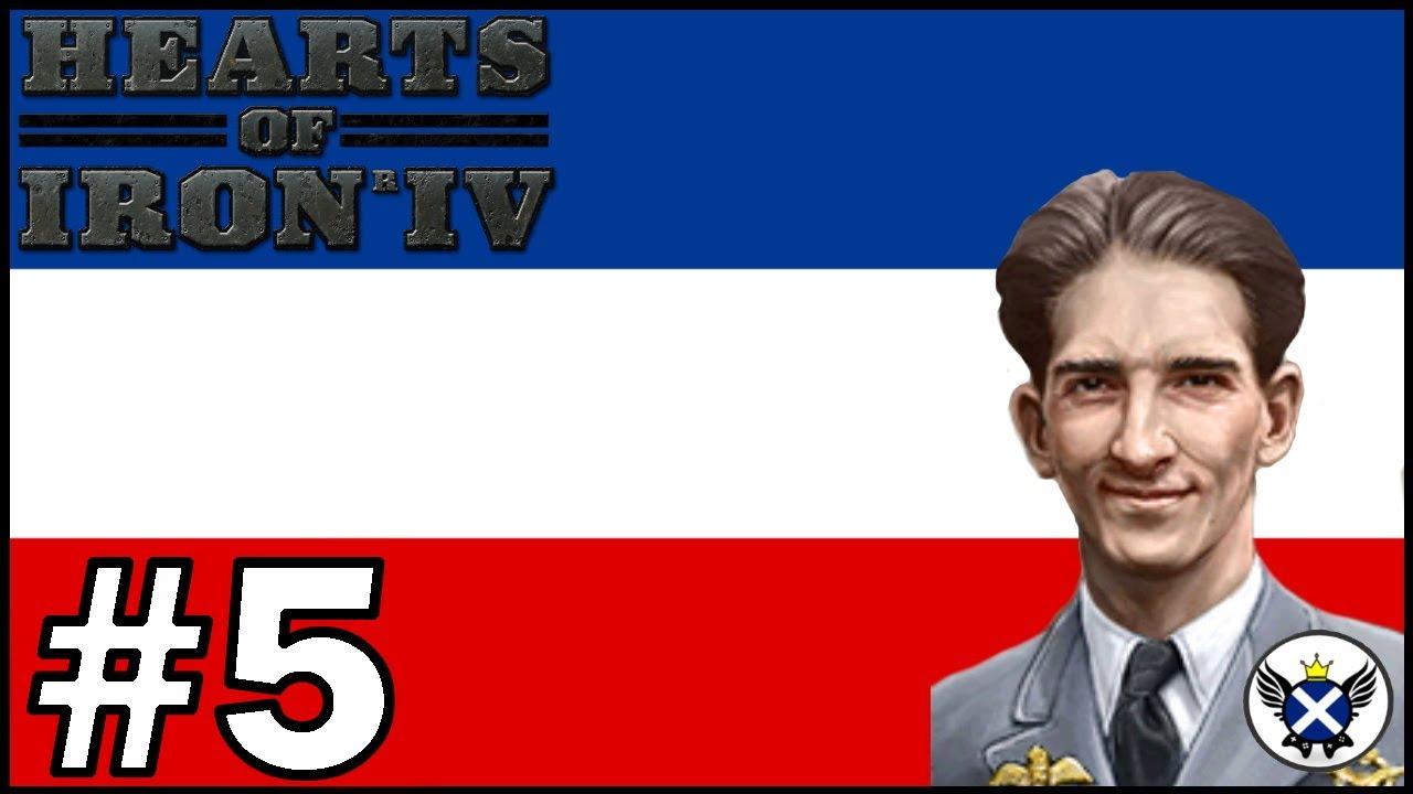 Iberia is Ours! | HOI4 Battle for the Bosporus Yugoslavia #5
