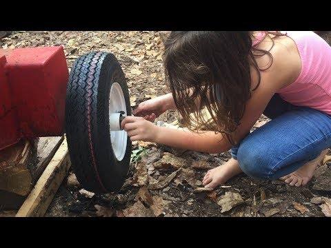 10 Year Old Changes 4.80 - 8 Trailer Tire