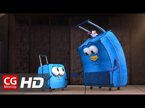 "CGI 3D Animation Short Film HD ""Fun Class"" by Maria Ximena Anleu   CGMeetup"