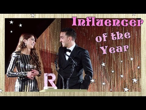 Vlog 40: Can't believe I won 'Influencer of the year' award!