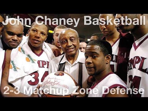 Temple 2-3 Match-Up Zone (John Chaney Era)