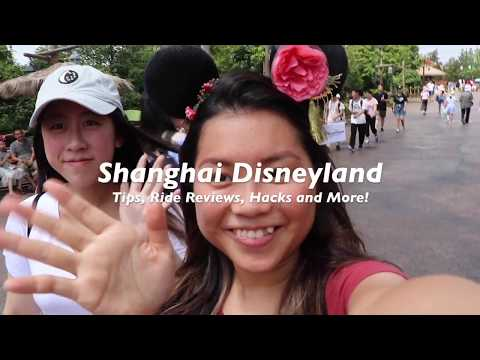 Shanghai Disneyland (Experience, Tips, Hacks and More) Part 1
