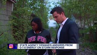 State regulators investigating DTE outages, line death during May storm