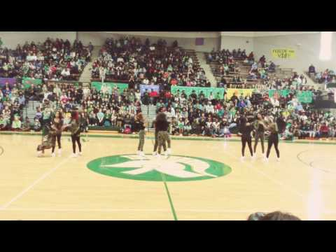 White Station Showstoppers 2017 Basketball Homecoming