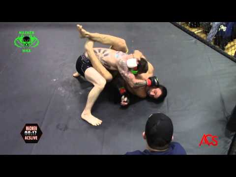 ACSLIVE.TV Presents Madmen MMA Night Of Champions  Mark Orth vs Isaiah Espinoza 145
