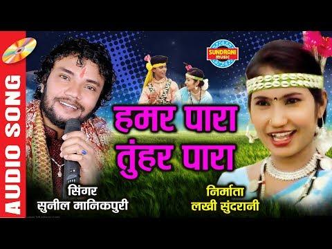 हमर पारा तुंहर पारा Hamar Para Tuhar Para Singer- Sunil 9575480629 Chhattisgarhi Audio Song