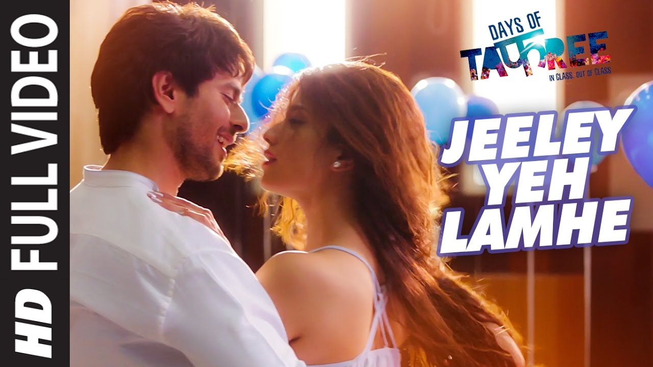 Download JEELEY YEH LAMHE Full  Video Song   DAYS OF TAFREE   ANUPAM AMOD & AMIT MISHRA   T-Series