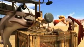 """مسلسل الرسوم المتحركة الكوميدي """"واحة أوسكار 41, 42, 43, 44, 45"""""""