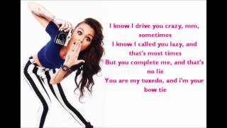 Cher Lloyd - Oath (Lyrics)