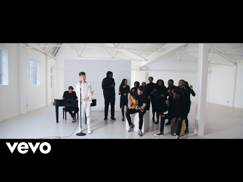 HRVY - ME BECAUSE OF YOU (Acoustic Gospel Version)