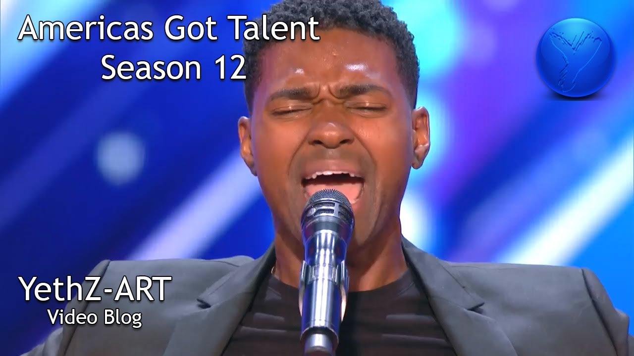 Americas got talent 2017 whitney houston - Johnny Manuel Guy Covers Whitney Houston S I Have Nothing America S Got Talent 2017