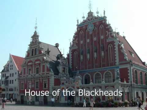 Travel to Riga, Latvia.