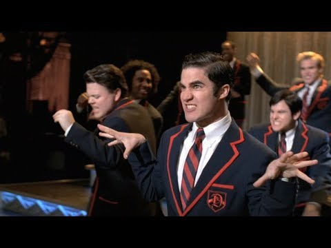 GLEE  Raise Your Glass Full Performance HD