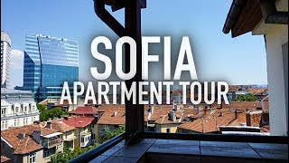 Gambar cover $32 Airbnb SOFIA Apartment Tour! 🇧🇬