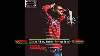 Dj Divanz Ft Busy Signal Perfect Spot Zouk Remix 2k19.mp3