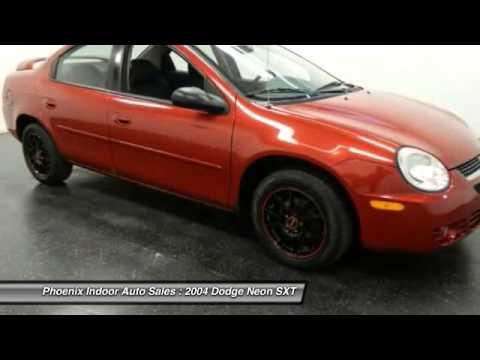 Phoenix Indoor Auto Sales >> 2004 Dodge Neon Sxt Akron Oh 44310 Youtube